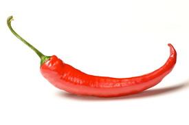 Сексуальная активность и чили перец
