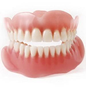 Зубные протезы грозят недоеданием
