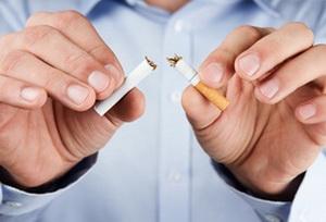 Риск рака легких снижается в течение пяти лет после отказа от курения