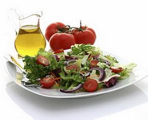 Средиземноморская диета снижает риск заболеваний сердца