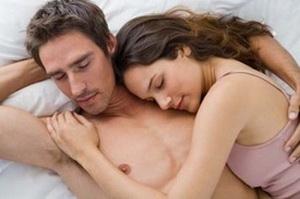 Секс спасает мужчин от рака