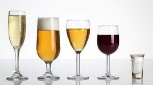 В преждевременном старении может быть виноват алкоголь