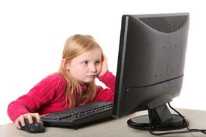 Увлечение компьютером у детей может вызывать разрушительные для мозга процессы