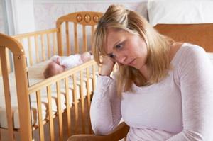 Постродовая депрессия не страшна тренирующимся матерям