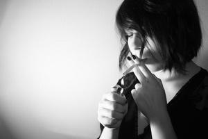 Как курение меняет мозг