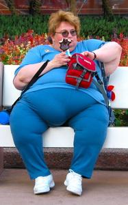 Похудение в зрелом возрасте подрывает здоровье