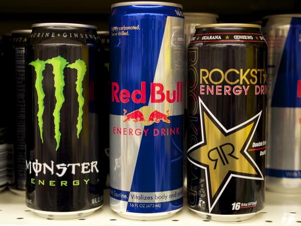 Энергетики и кофе в возрасте до 17 лет могут способствовать раку