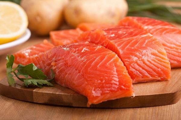 Антиоксидант из лосося улучшает работу сердца