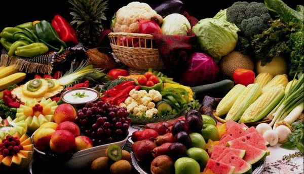 Свежие овощи и фрукты не так уж хороши, показал анализ