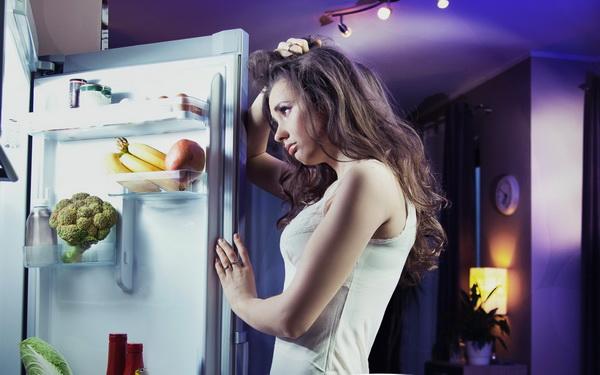 Ночные перекусы серьезно вредят здоровью