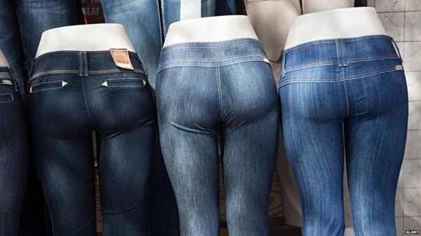 Как могут навредить организму узкие джинсы?